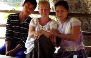 Orphaned people of Mae Ra Moe